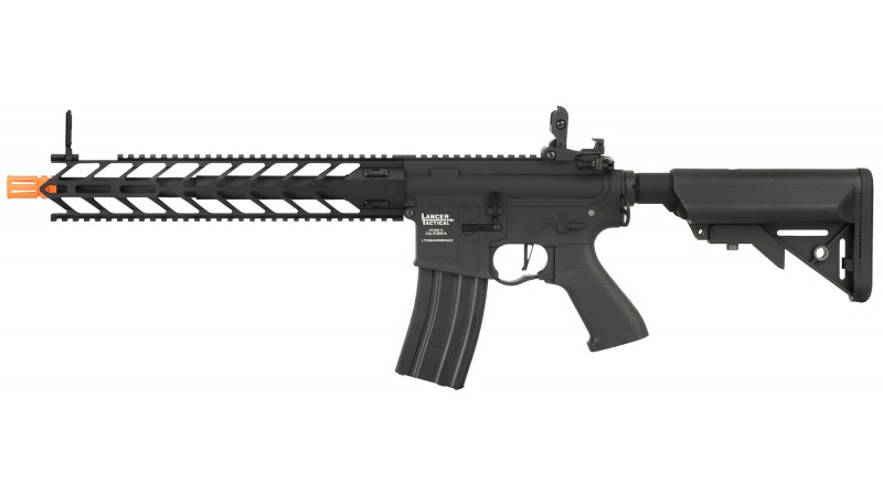 Lancer Tactical NIGHT WING AEG [HIGH FPS] - BLACK