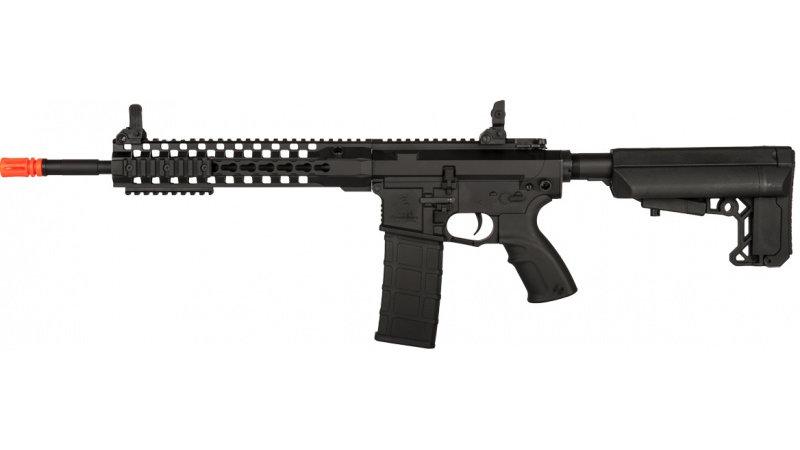 "Lancer Tactical M4 Advance Recon Carbine 14"" Airsoft AEG - BLACK"