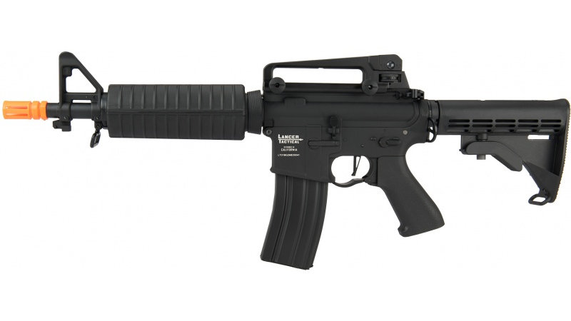 Lancer Tactical M933 Commando Proline Series Airsoft AEG [HIGH FPS] - BLACK