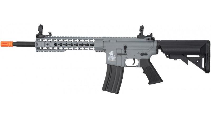 "Lancer Tactical G2 Airsoft LT-19Y M4 Carbine 10"" AEG Rifle - GRAY"