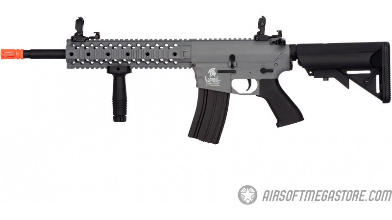 "Lancer Tactical M4 Gen 2 EVO 10"" RIS Airsoft AEG - GRAY"