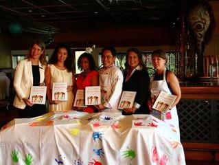 Bilingual Bites Cookbook Launch