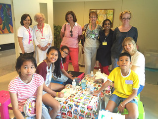 Bangkok Breast Cancer Fundraiser Update