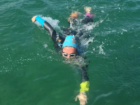 How to prevent becoming a one pace pony in the open water