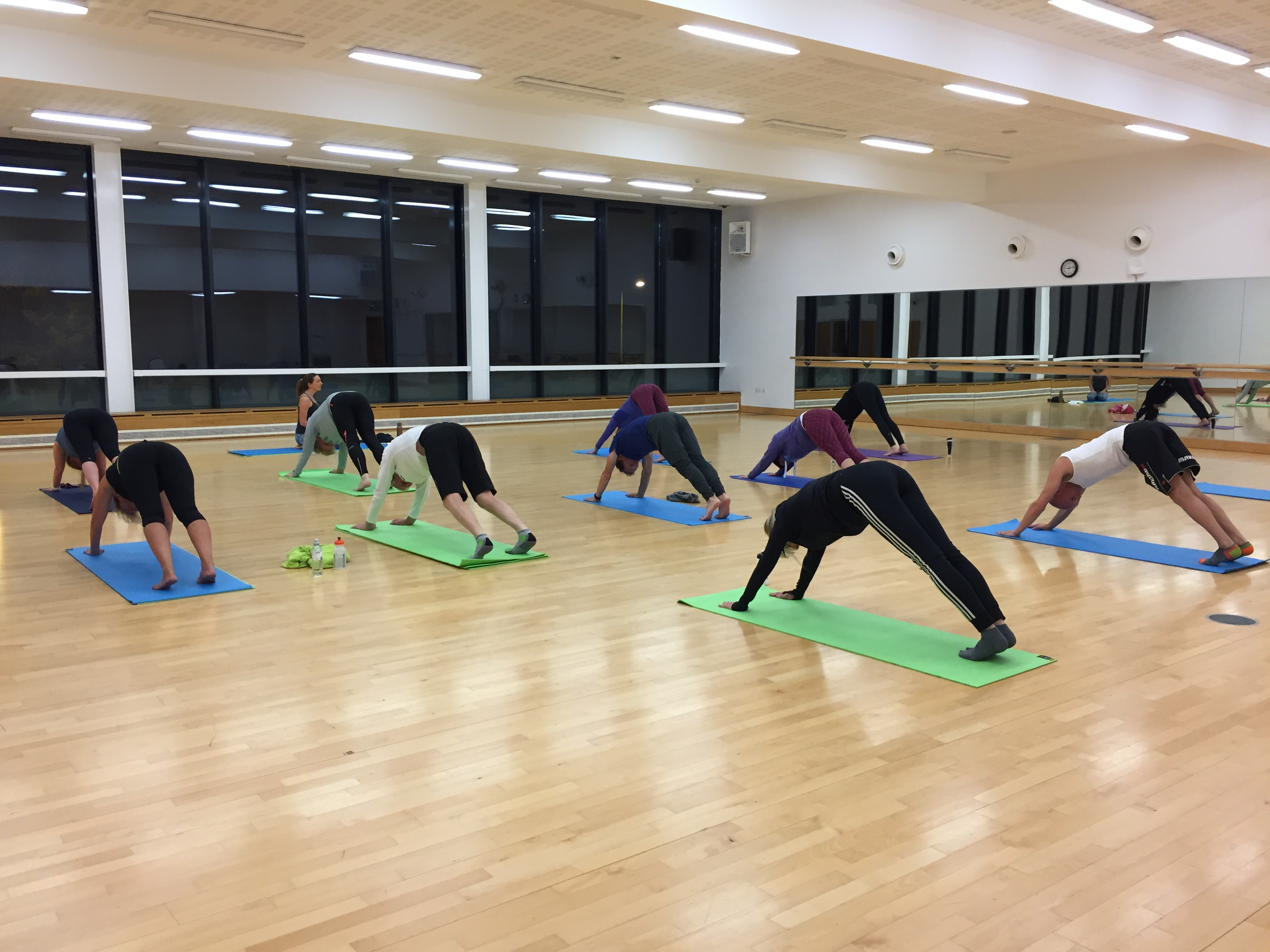 Yoga for Triathletes Class launched