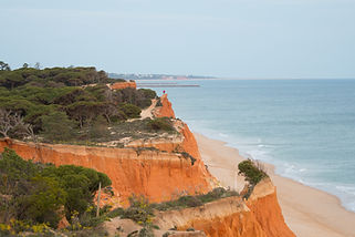 Stunning Algarve Cliffs, Beaches and Sea