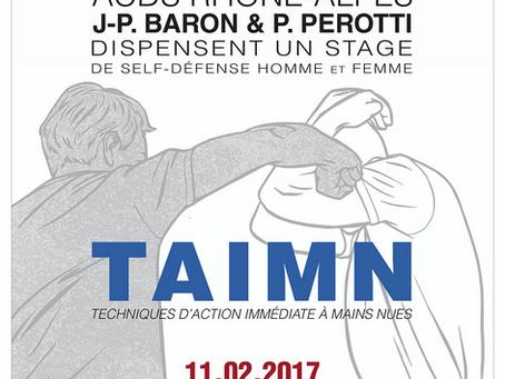 11.02.2017 - TAIMN à Lyon (69)