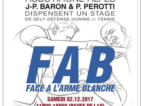 02.12.2017 - FAB à Lyon (69)