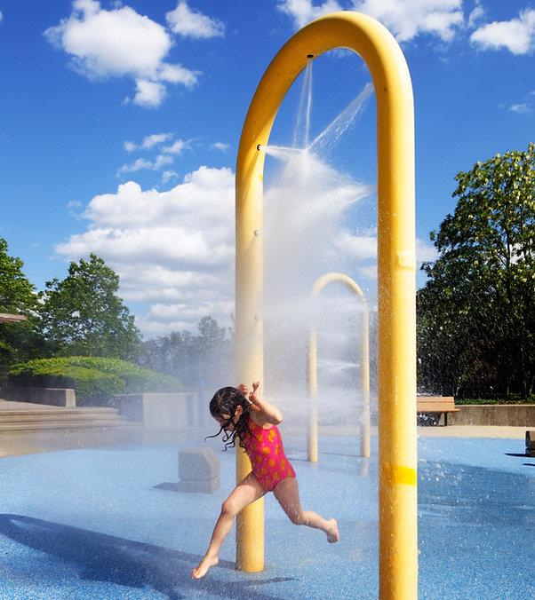 Colorado Pool Designs, Golden Colorado Splash Pad Designer