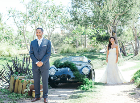 Dawa & Aranza's gorgeous wedding at Villa de la Famiglia – Photography by Kiel Rucker