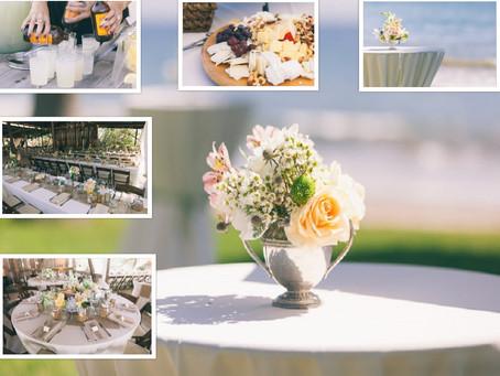 Dos Pueblos Ranch Wedding, Lovely!