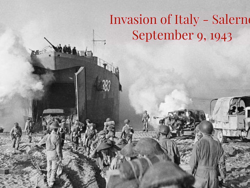 Salerno: Another Dunkirk?