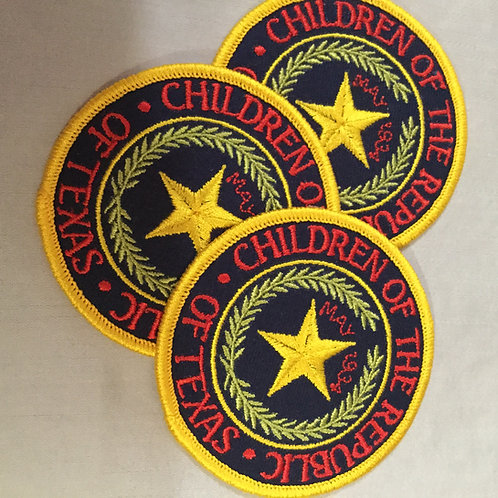 CRT Seal Patch - 3