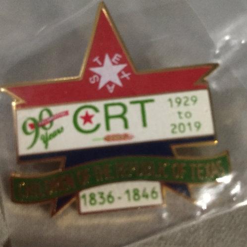 Pin 90th Anniversary