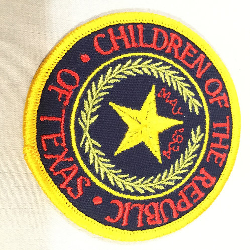 CRT Seal Patch - 1