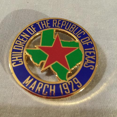 Pin 1836 CRT