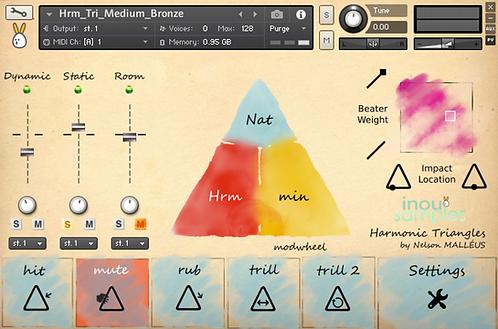 Harmonic Triangles