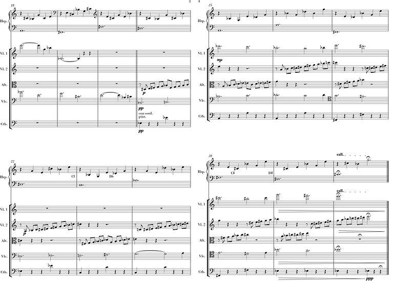 orchestre con sordino
