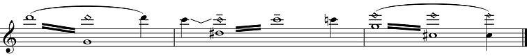 bisbigliando harmoniques clarinette