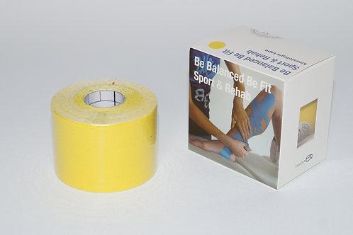 Kinesiologie Tape - Geel (24stuks: 6,95€/stuk: prijs incl. 21% btw)