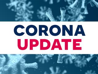 Corona update: Tijdelijke sluiting van de praktijk