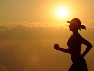 8 tips voor sporten met warm weer