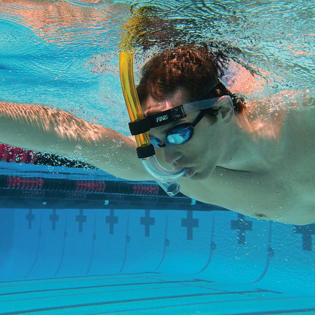 泳訓呼吸管