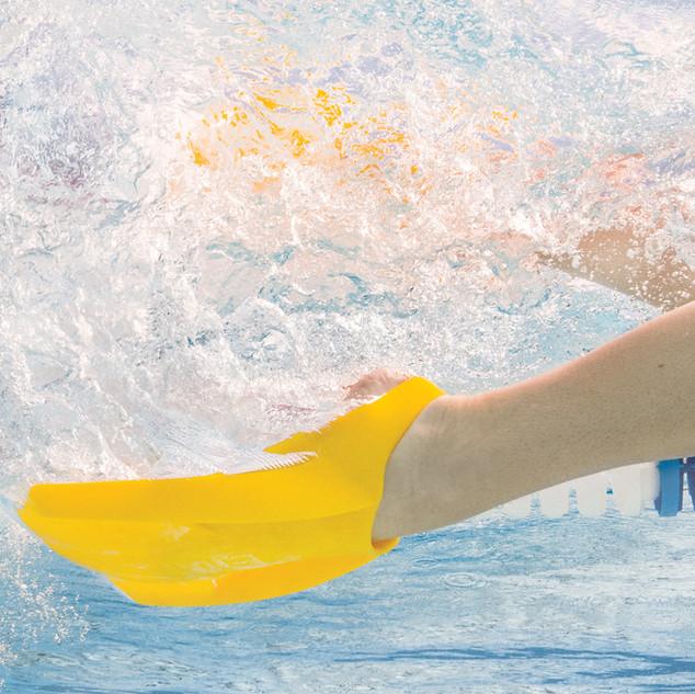專業泳訓蛙鞋