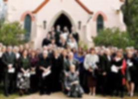 Formal Family Wedding