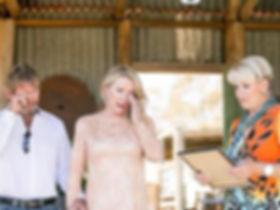Casual Wedding Service