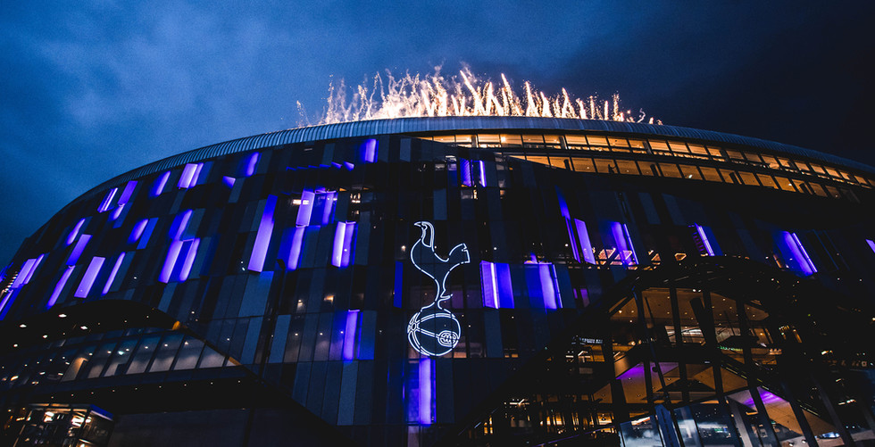 SPURS ARE HOME