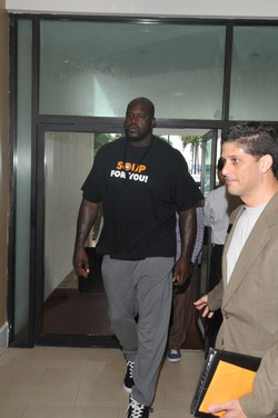 Welcoming Dr. Shaquille O'Neal, Ed.D