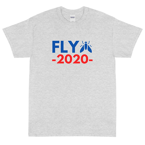 Fly 2020 - Short Sleeve T-Shirt
