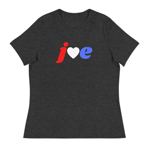 """Love"" Joe - Women's Relaxed T-Shirt"