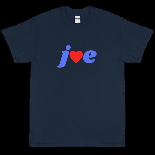 """Love"" Joe - Men's Short Sleeve T-Shirt"