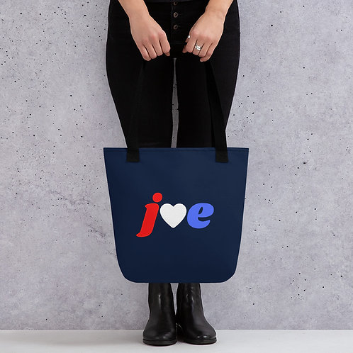"""""""Love"""" Joe - Tote bag"""