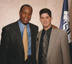 Danny Glover at the NSU Forums