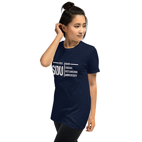 SDU Social Distancing University Short-Sleeve Unisex T-Shirt