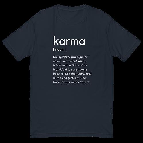 Karma Men's Short Sleeve T-shirt