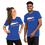 Thumbnail: LONG ISLAND - SNAKE FREE SINCE 2018 - Short-Sleeve Unisex T-Shirt