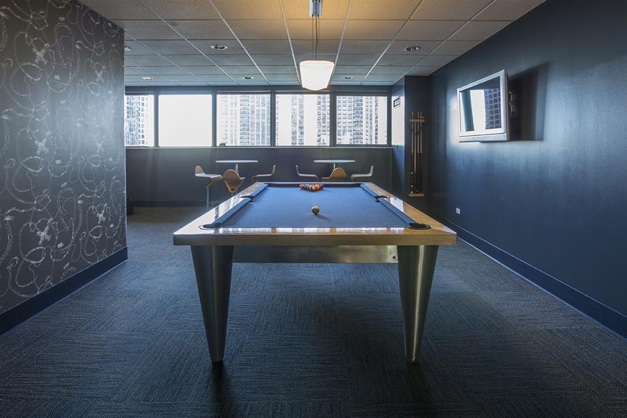 The Shoreham - Game Room