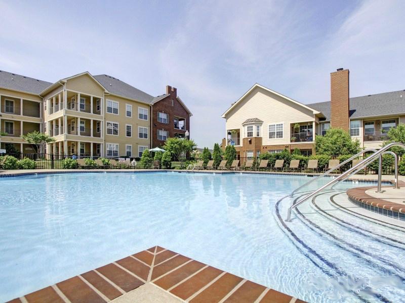Deerfield at Providence - Pool Area