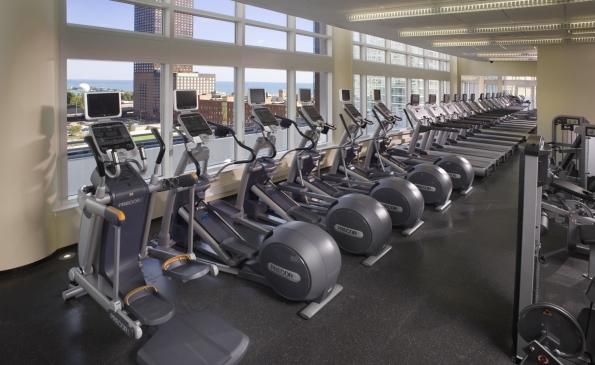 Cardio Fiitness Center