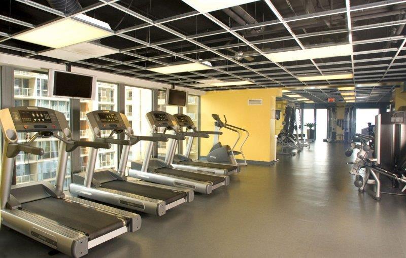 The Shoreham - Gym / Workout Area