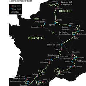 Tour de France 2019 – Quick Guide No.1