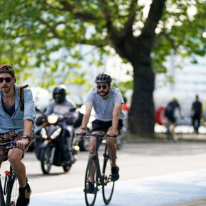 Government launches £2 billion bid to turn England into nation of cyclists and walkers