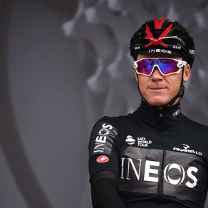Chris Froome – update on his injuries following a serious crash