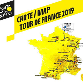 Tour de France 2019 –  Provisional list of Teams and Riders