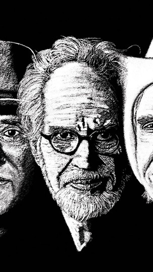 Tocando em Frente - Sérgio Reis, Almir Sater e Renato Teixeira