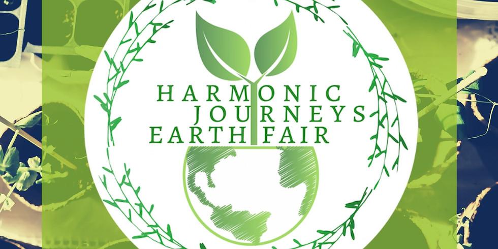 Harmonic Journeys Earth Fair